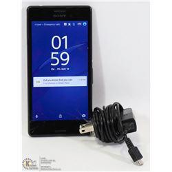 SONY XPERIA T3 BLACK (UNLOCKED) SMARTPHONE