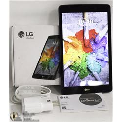 LG G PAD III ANDROID 6.0 (MARSHMALLOW) LTE TABLET