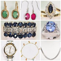 FEATURE JEWELLERY  LOTS 201-225