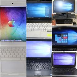 FEATURE COMPUTERS AND LAPTOPS LOTS 301-318