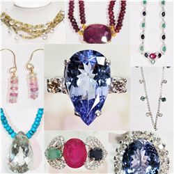 FEATURE JEWELLERY LOTS 326-350