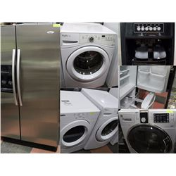 FEATURE APPLIANCES LOTS 573-576