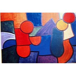 Paul Klee - Composition I