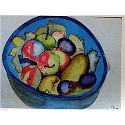 Frida Kahlo - Frutas