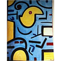 Paul Klee - The Bird