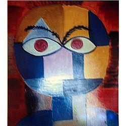 Paul Klee - Senecio IV