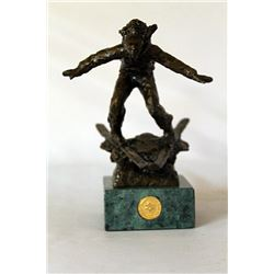 Bronze Sculpture - Bronze Sculpture - after Dennis Smith