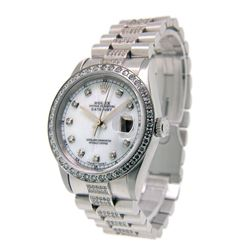 Men's DateJust Rolex Watch