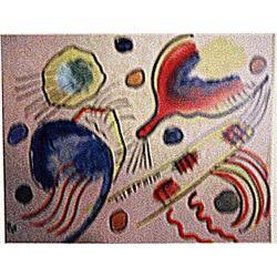 Wassily Kandinsky - Composition V