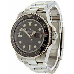 Men's GMT Master II Rolex Watch