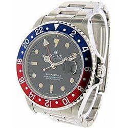 GMT Master II Rolex Wrist Watch