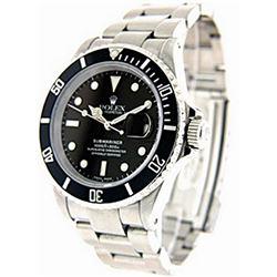 Mens Submariner Date Rolex Wrist Watch