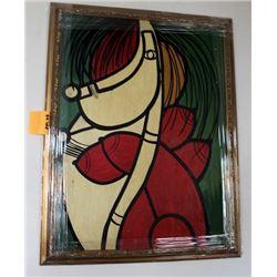 Oil Pablo Picasso