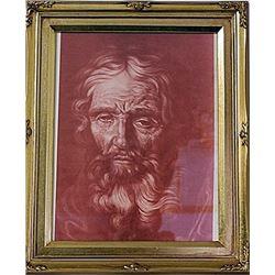 Framed Engraving (38E-EK)