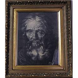 Framed Engraving (43E-EK)