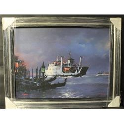 """VENICE REVISTED"" By KELLY,JOHN (N)"