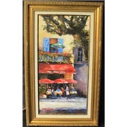 """DES ARTS CAFÉ"" By JAMES PRATT (N)"