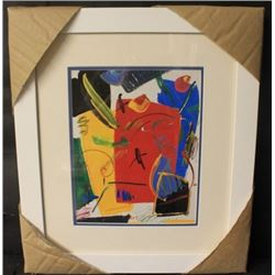 """""""UNKNOWN"""" By PETER MAX (N)"""