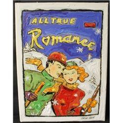 """""""SKI ROMANCE"""" By LESLIE B. LEW (N)"""