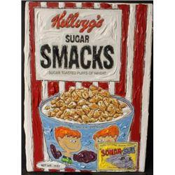 """""""SUGAR SMACKS"""" By LESLIE B. LEW (N)"""