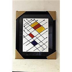 Limited Edition By Alexander Calder. (270E-EK)