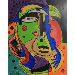"""THE COMMUNICATORS"" By WILLIAM VERDULT (N)"