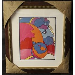 """""""UNTITLED"""" By PETER MAX (N)"""