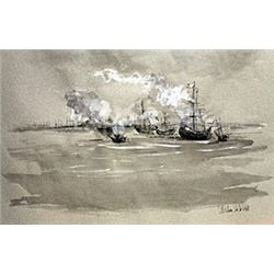 Shipwreck - Esalas Van De Velde