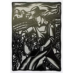 Hand Signed Fine Art Print  A. Russe