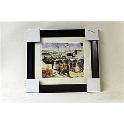 Framed Edouard Manet Lithograph (200E-EK)