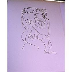 Lithograph  Pablo Picasso