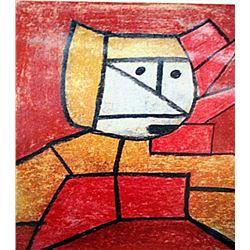 Paul Klee - The Soldier