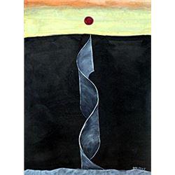 Underground 1934' - Max Ernst
