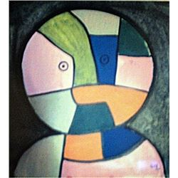 Paul Klee - Senecio III