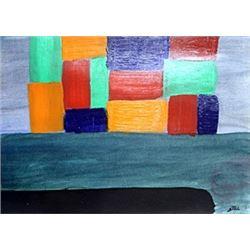 Passage 1954' - Nicolas De Stael