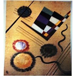 Wassily Kandinsky - Composition N 9