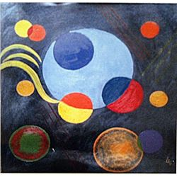 Wassily Kandinsky - Circles