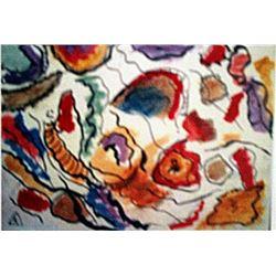 Wassily Kandinsky - Composition VIII