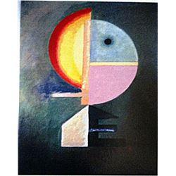 Wassily Kandinsky - Composition