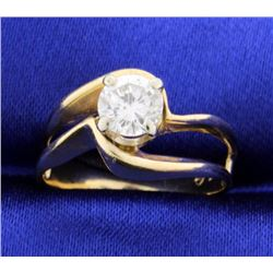 Diamond 0.80 carat Ring