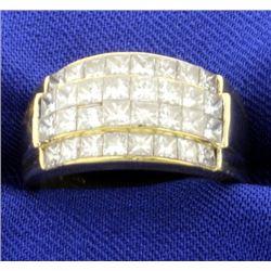 3.2ct TW Diamond Ring
