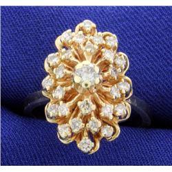 1ct TW Diamond Ring