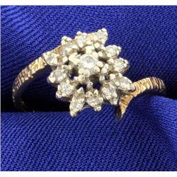 Diamond Ring .20ct TW
