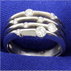 .65ct TW Diamond Ring