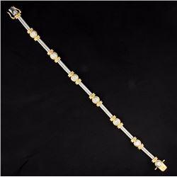 1.5ct TW Diamond Bracelet