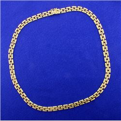 Panther Link Chain