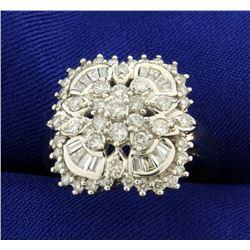 1 1/2ct TW Diamond Ring