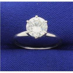 1.8ct Solitaire Diamond Ring