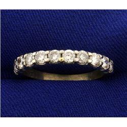 .8ct TW Diamond Band Ring