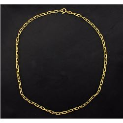 19 Inch Link Chain Necklace